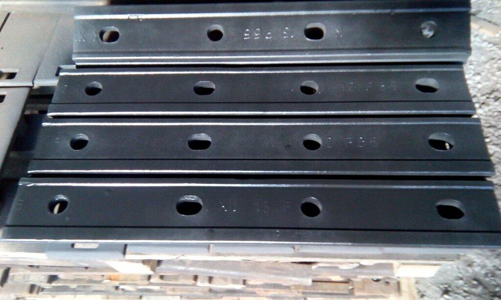 рельсовая накладка Р-18